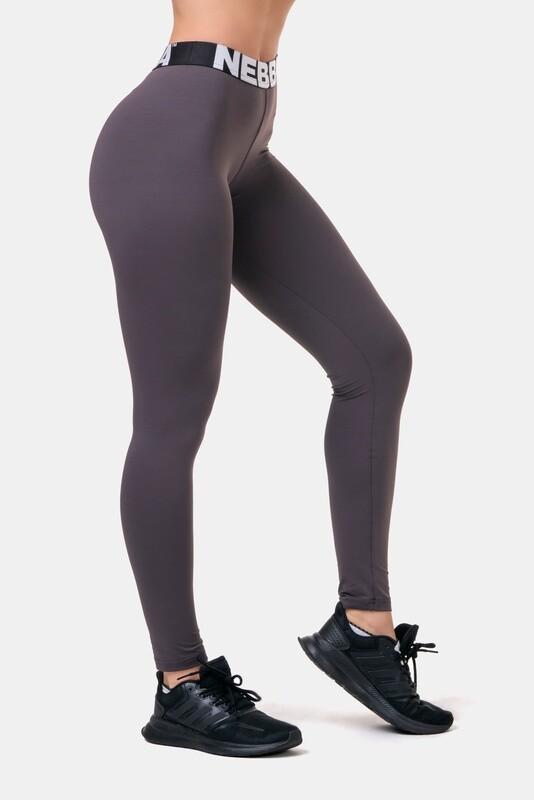 Легинсы женские Squat HERO Scrunch Butt Leggings 571 Каштановые