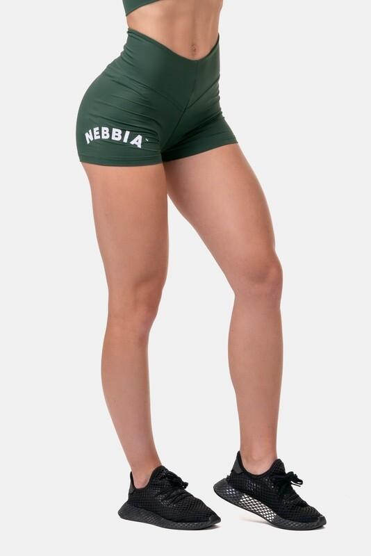 Шорты женские Classic HERO High Waist Shorts 582 Зеленые