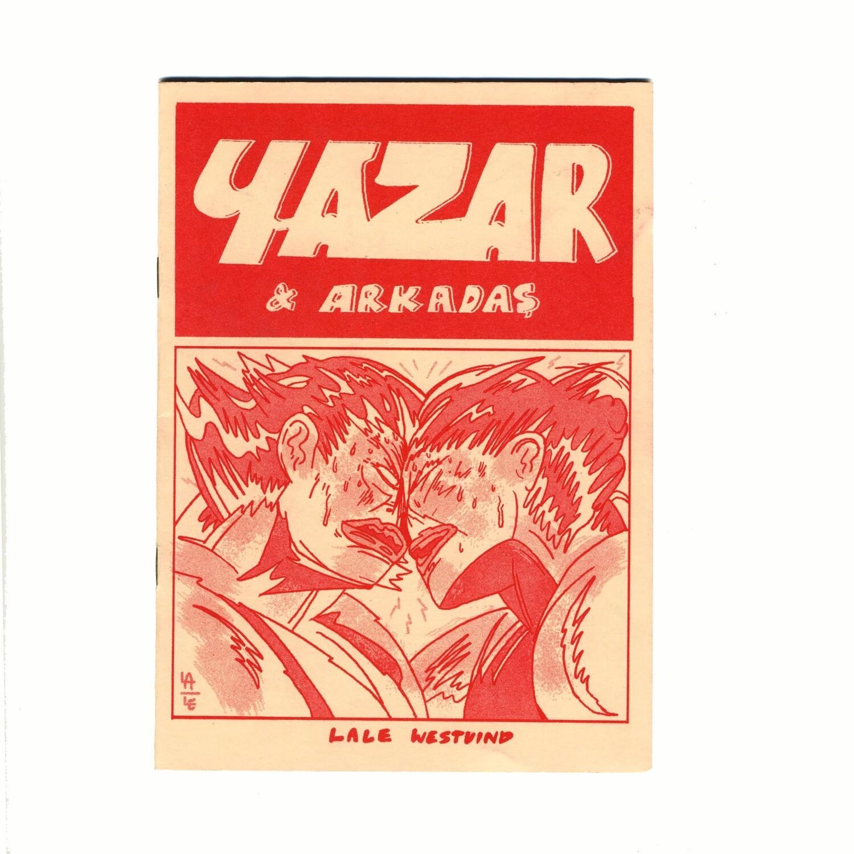 "Комикс ""YAZAR"""