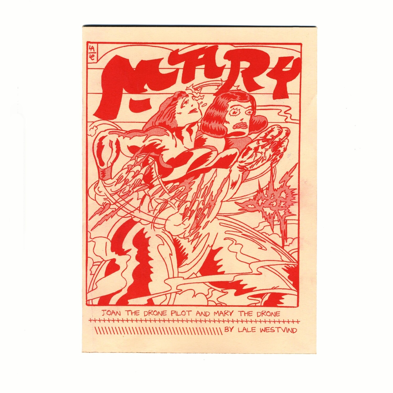 "Комикс ""MARY"""