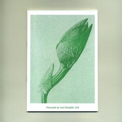 Блокнот Plantstudie#3