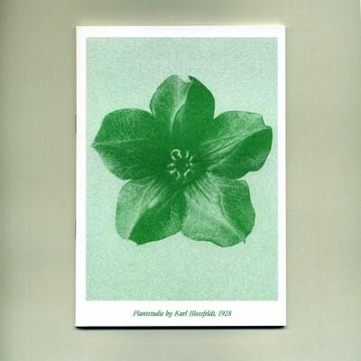 Блокнот Plantstudie#4