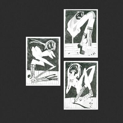 Набор открыток «Женщины»