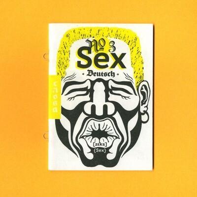 «Слова», выпуск №3 о сексе