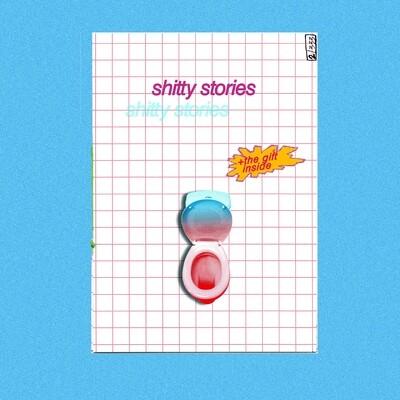 "Зин ""Shitty Stories"""