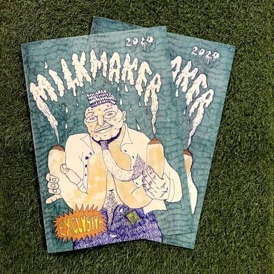 """комикс """"Milkmaker"""""""