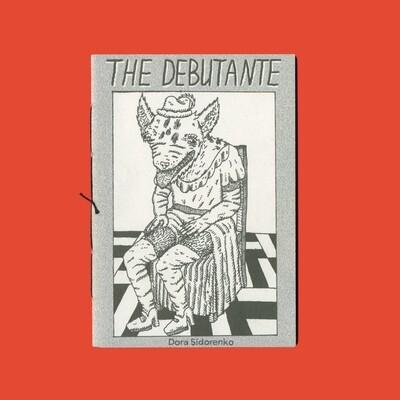 "комикс ""The Debutante"""