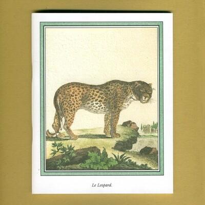 Блокнот Le Leopard