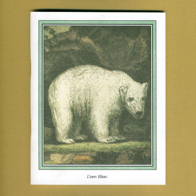 Блокнот L'ours Blanc