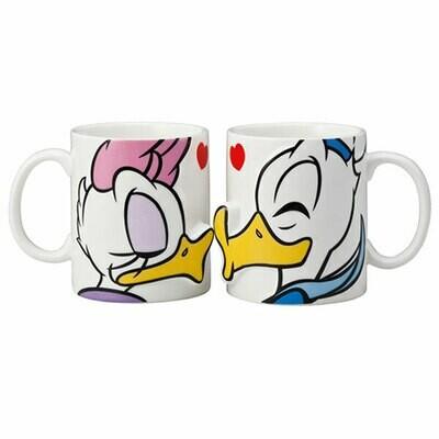Couple Mug Disney (Donald & Daisy)