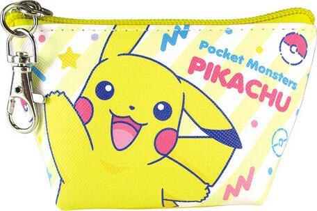 Mini pochette (Pikachu) / Mini pouch (Pikachu)