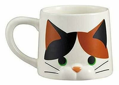 Mug Gaburi chat / cat