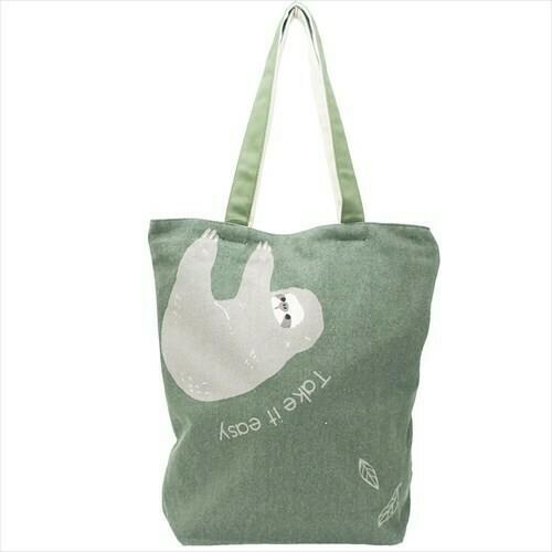 Sac fourre-tout (paresseux) / Tote bag (sloth)