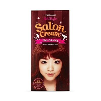 Coloration pour cheveux Salon Cream / Salon Cream hair dye