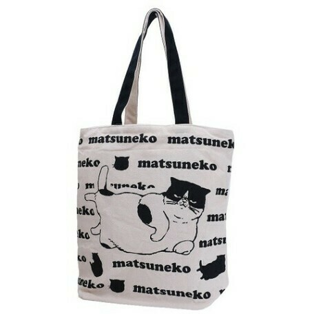 Sac fourre-tout (chat) / Tote bag (cat)