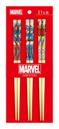 Baguettes Marvel / Marvel chopsticks