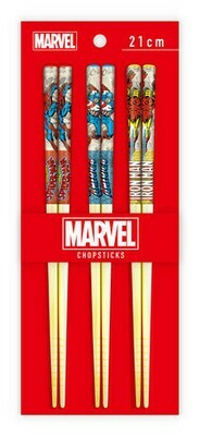 Baguettes Marvel / Marvel chopsticks