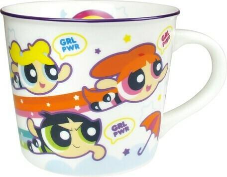 Mug Les Super Nanas / The Powerpuff Girls mug
