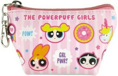 Mini pochette (les Super nanas) / Mini pouch (the Powerpuff girls)