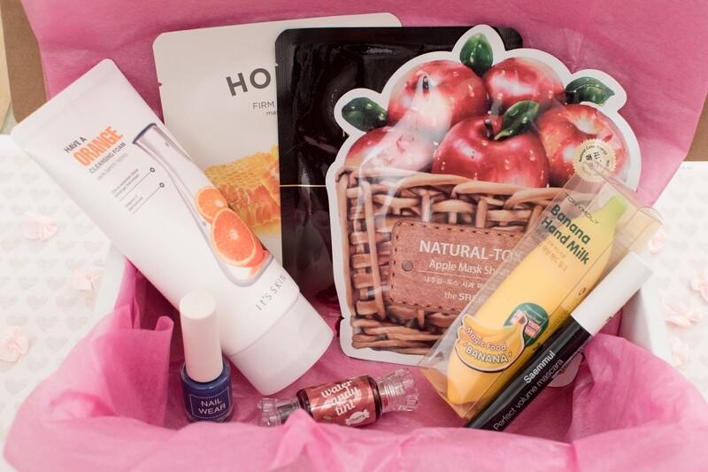 Boite cadeau beauté / Beauty Gift Box