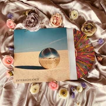 Estereomance Vinyl  (Mexico)