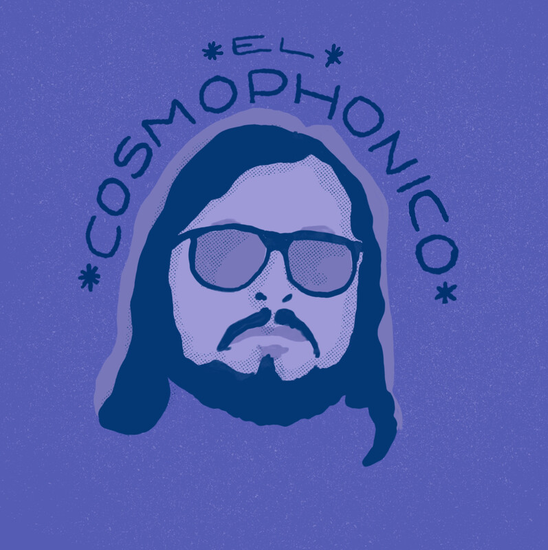 El Cosmophonico T-Shirt