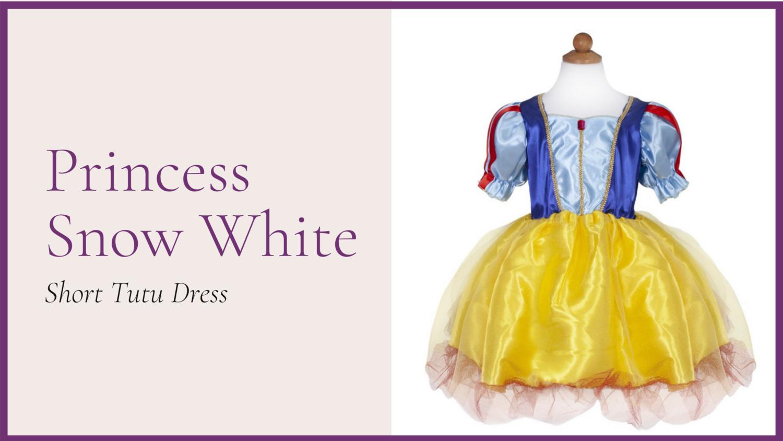 STORYBOOK: Princess Snow White - Short