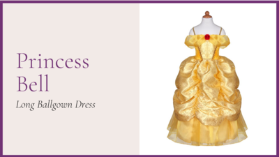STORYBOOK: Princess Belle - Long