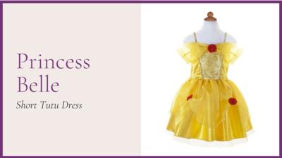 STORYBOOK: Princess Belle - Short