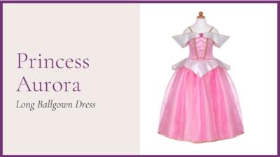 STORYBOOK: Princess Aurora - Long
