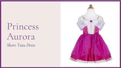 STORYBOOK: Princess Aurora - Short