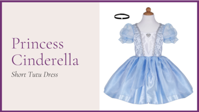 STORYBOOK: Princess Cinderella - Short