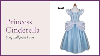 STORYBOOK: Princess Cinderella - Long