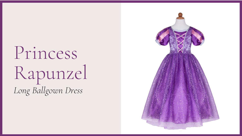STORYBOOK: The Princess Rapunzel - Long