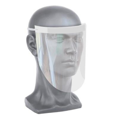 COVID-19: Staff Face Shield