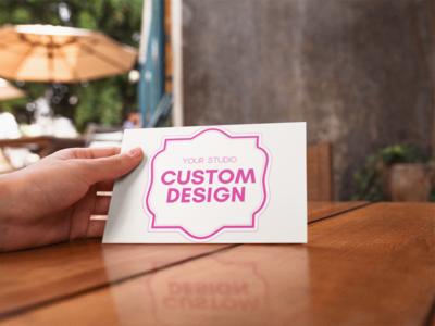 A custom Image: 4x6 Post Cards