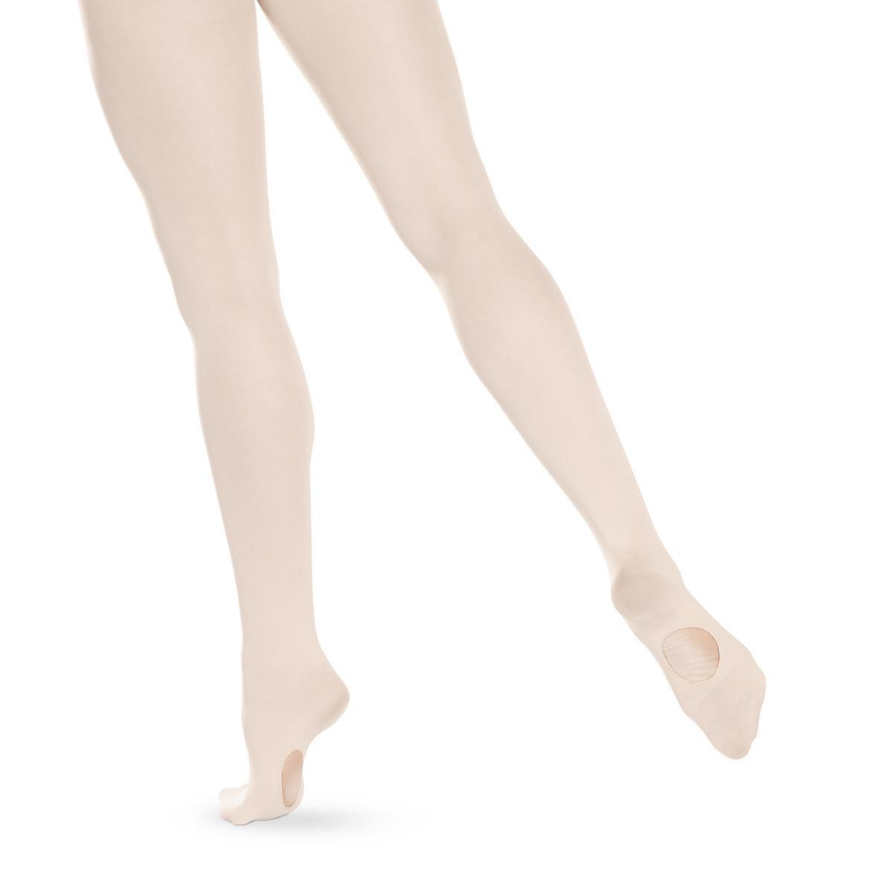 DANCEWEAR: 8) Pink - Convertible Tights