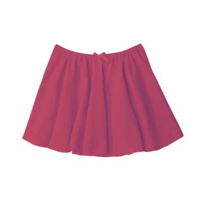 DANCEWEAR: 4) Maroon - Skirt