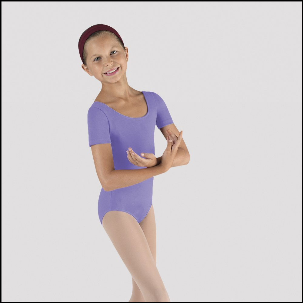 DANCEWEAR: 3) Lilac - Leotard