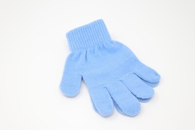Basic Gloves  (Light Blue)