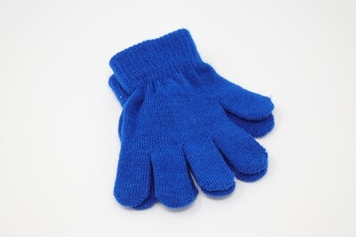 Basic Gloves (Royal Blue)