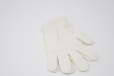 Basic Gloves (White)