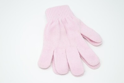 Basic Gloves (Pink)