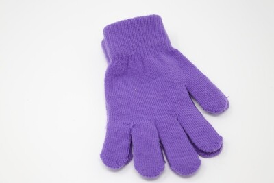 Basic Gloves (Purple)