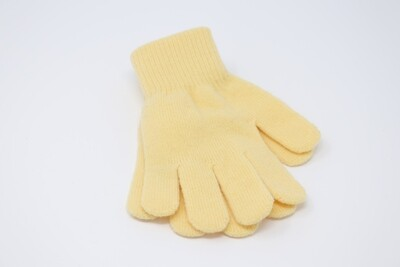 Basic Gloves (Yellow)
