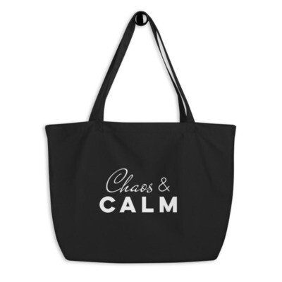 CHAOS & CALM Carry-All