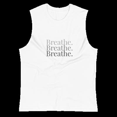 BREATHE Uni-Sex Muscle Tank