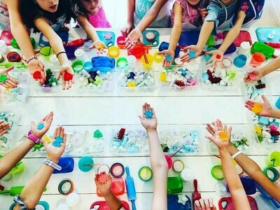 6+ Freestyle Cupcake Decorating - School Holiday Workshop for Kids - Thursday 8 April 2021 - 2pm to 3:30pm