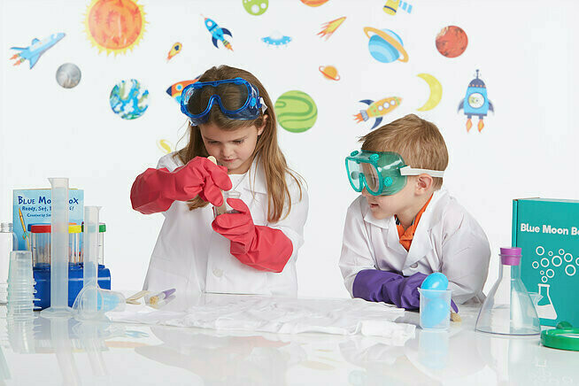 6+ Science 1 - School Holiday Workshop For Kids - Friday 2 October 2020 - 10am to 12pm