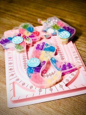 Pink Bead Board
